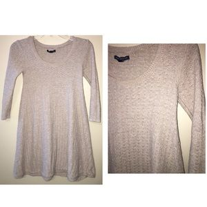 🎁SEE SALE SIGN American Eagle Sweater Tunic/Dress
